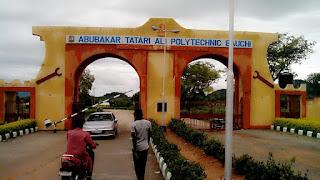 Abubakar Tatari-Ali Poly Resumption Date 2019/2020