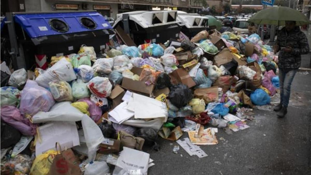 Ugl Catania emergenza rifiuti