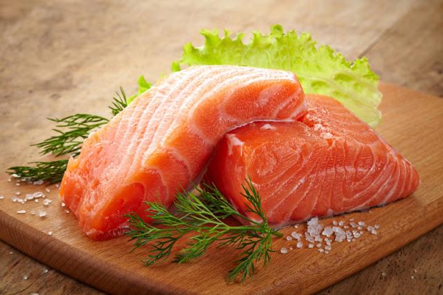 manfaat dan khasiat dari ikan salmon