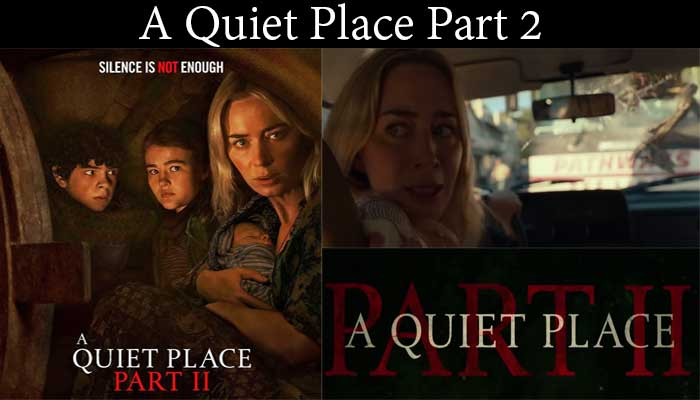 A Quiet Place Part 2 Full HD Movie Download