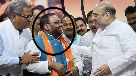 जिन्ना विवाद: स्वामी प्रसाद को BJP से निष्कासित करने की मांग | NATIONAL NEWS