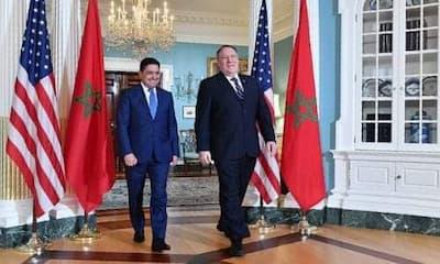 واشنطن: لا تراجع عن الاعتراف بمغربية الصحرا