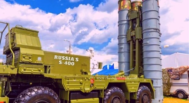 Russia's S-400 Missile Defense System