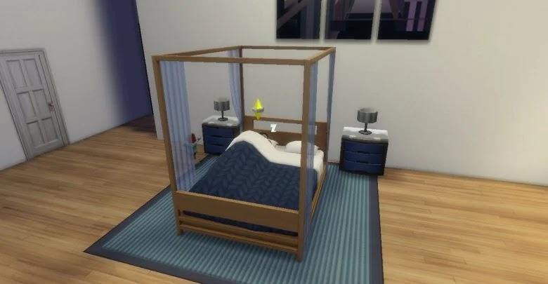 The Sims 4: my Sim can't sleep