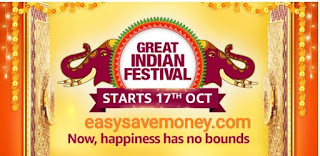 Great Indian Festival Sale On Amazon With Exclusive Discount
