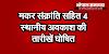 मकर संक्रांति की छुट्टी की घोषणा | BHOPAL GOVT LOCAL HOLIDAY