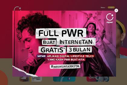 Cara Mendapatkan Kartu MPWR Indosat dan Klaim Internet Gratis Selama 3 Bulan