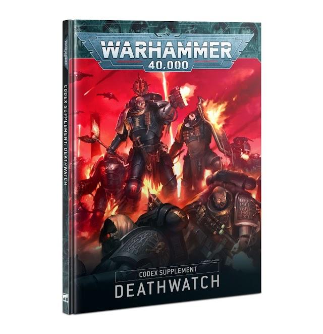 Deathwatch Codex Supplement Reviews- Top 3 Videos