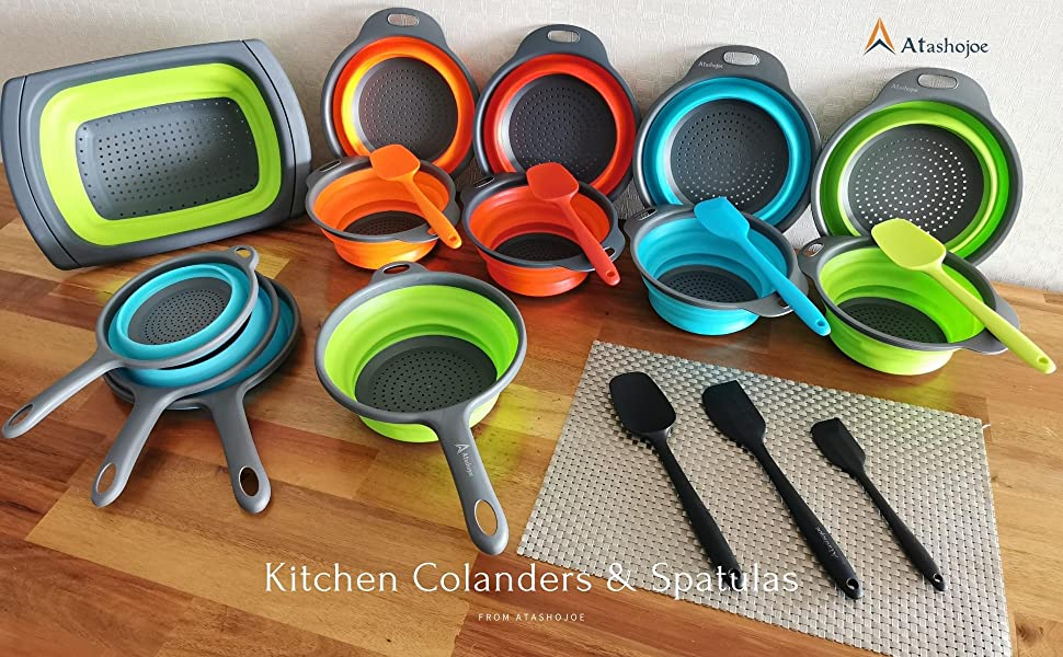 Reusable Eco-Friendly Kitchen Products To Shop On Amazon spatula