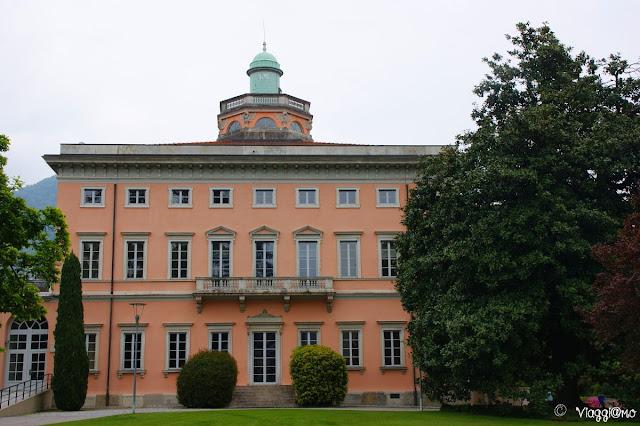 Villa Ciani e il Parco a Lugano