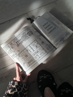 "mapa posiadłości Blackheath, ""Siedem śmierci Evelyn Hardcastle"" Stuart Turton, fot. paratexterka ©"
