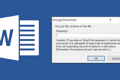 Mengatasi Word Tidak Bisa Diedit Karena Dikunci Password