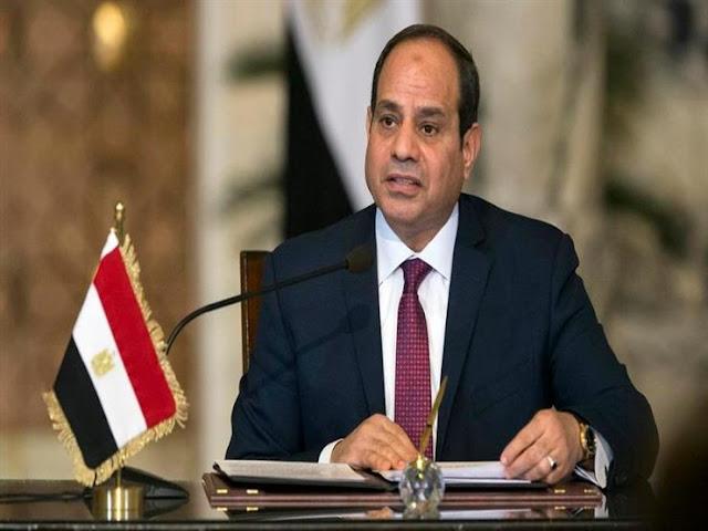 استغاثه مواطن قبطي للرئيس السيسي بعد فرض الحراسة علي بيتة