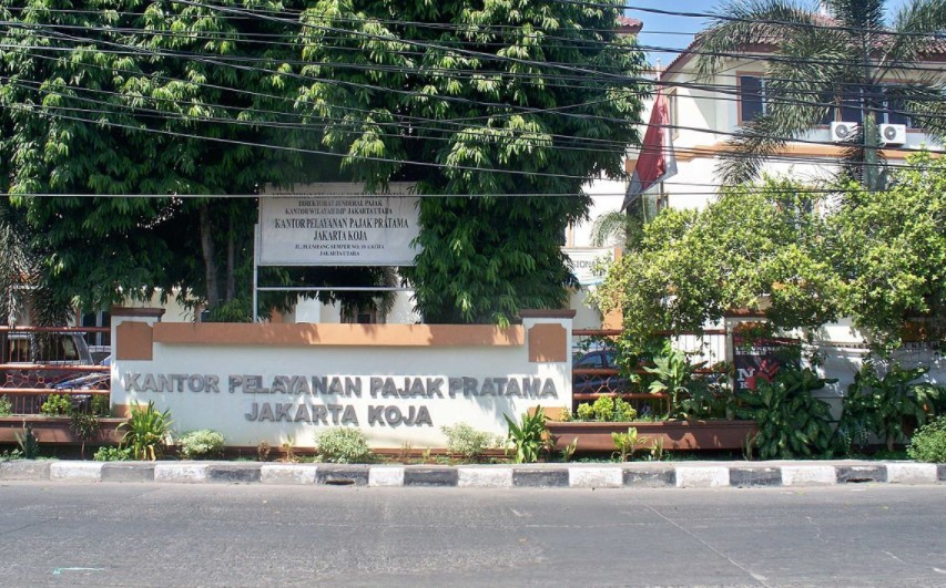 Kantor layanan pajak pratama Jakarta Koja