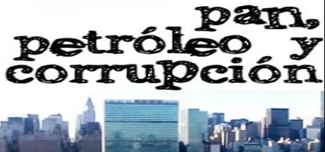 Pan, petróleo y corrupción - Documental