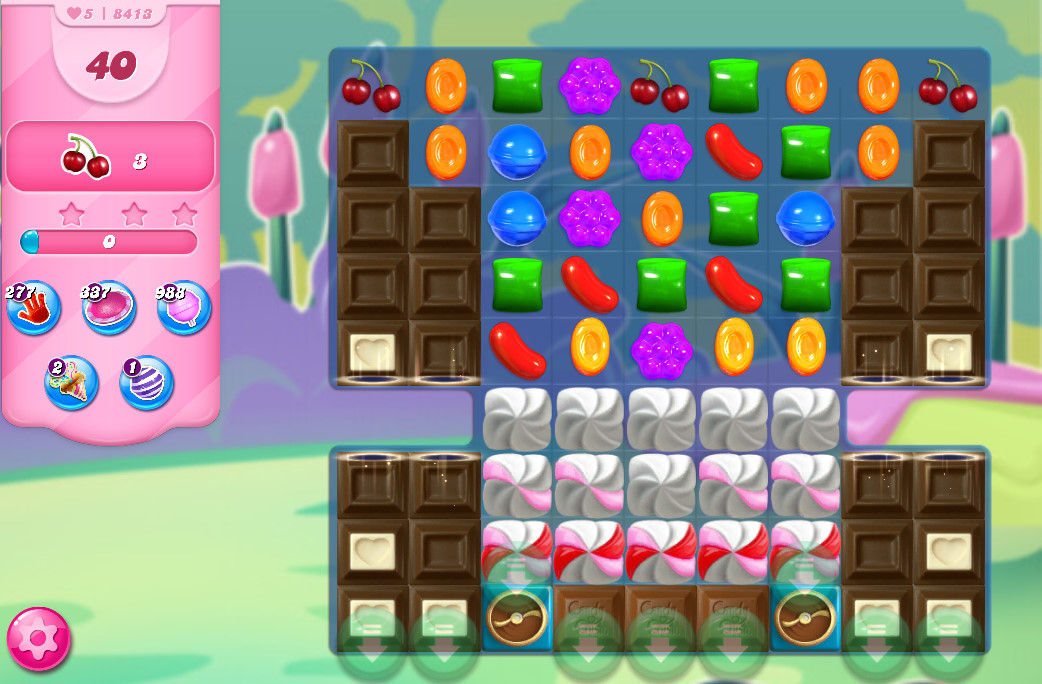 Candy Crush Saga level 8413