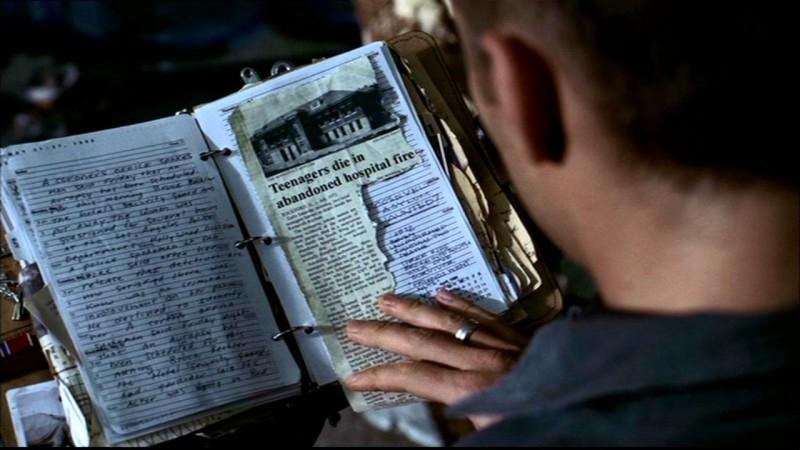 Supernatural - O Diario De John Winchester Pdf