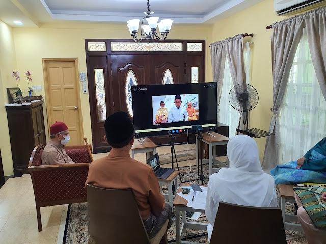 Nikah Online Pertama Di Malaysia Dibawah JAWI