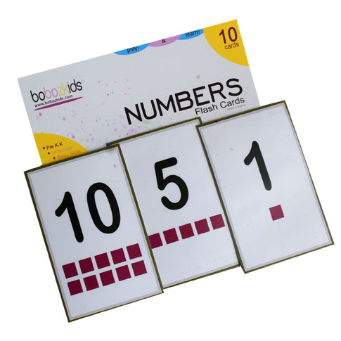 Numbers Flash Cards for learning in Port Harcourt, Nigeria
