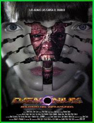 Daemonium: Soldado del inframundo (2015) | 3gp/Mp4/DVDRip Latino HD Mega