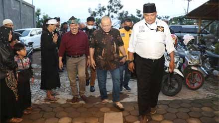 LaNyalla bersama Paguyuban Budayawan Bandung