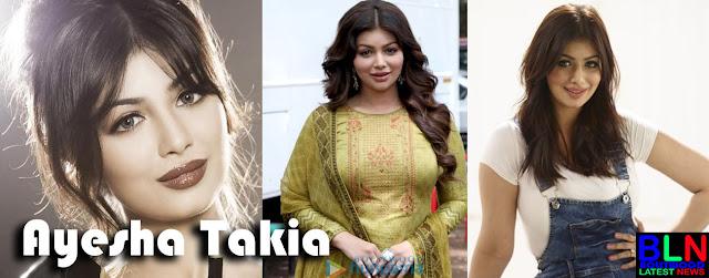 ayesha takia Left Bollywood After Marriage
