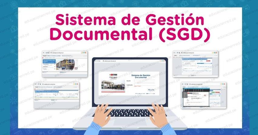 PRONIED comunica que entró en funcionamiento nuevo Sistema de Gestión Documental - SGD