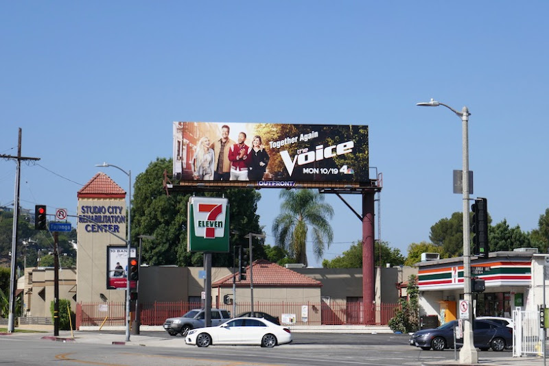 Voice season 19 billboard