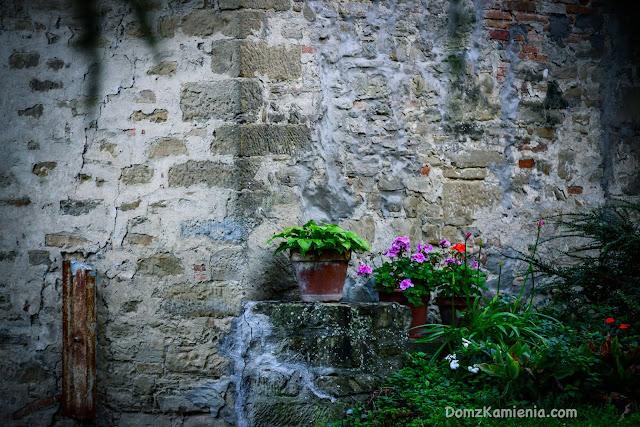 Dom z Kamienia Toskania