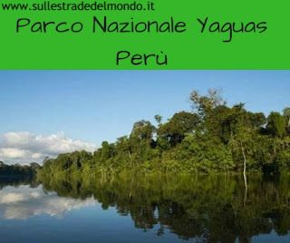 Parco Yaguas Peru