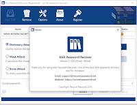 RAR Password Recover Pro v1.1.0.0 Full version