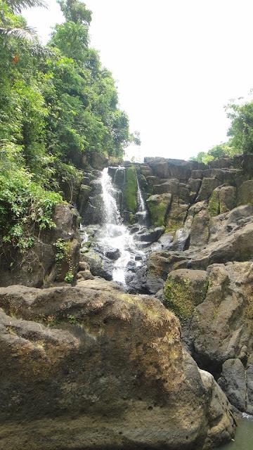 Hidden falls Luisiana Laguna