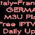 France Sky UK Germany VOX Italy RAI VLC