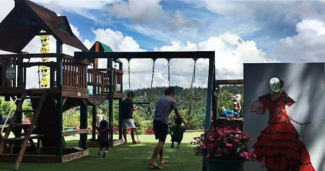 Dahilayan Forest Park Resort Playground