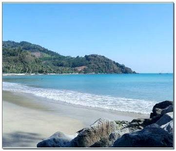 Pantai Minang Rua Bahari