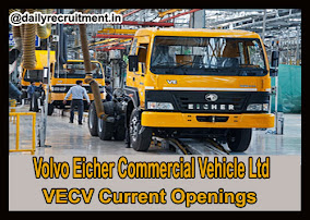 Diploma Holders Requirement in VE Commercial Vehicles Limited Pithampur, Madhya Pradesh