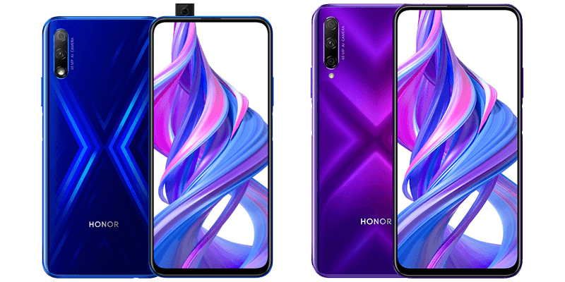 HONOR 9X and 9X Pro announced with pop-up cam, 7nm Kirin 810!