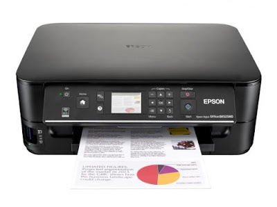 Epson Stylus Office BX525WD Printer Driver Download
