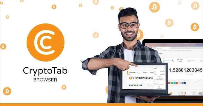 حمل الان متصفح CryptoTab واربح مكافأة حصريه مجانا