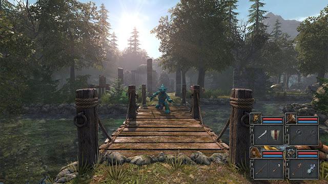 Legend of Grimrock 2 game crack rip steam key free