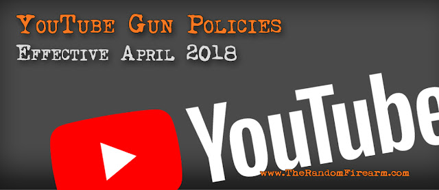youtube gun policy second amendment shutting down free speech demonitized