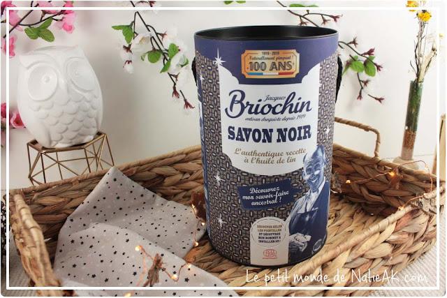 Savon noir (édition limitée 100 ans ) de Jacques Briochin