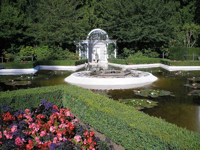 Lago de la Estrella Butchart Garden