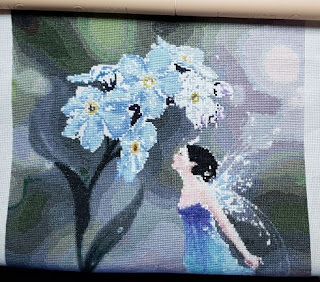 Mini Forget Me Not