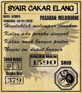 SYAIR MELBOURNE 30-01-2020