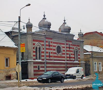sinagoga din iosefin timisoara