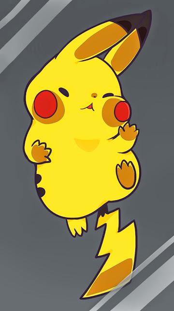iphone pikachu hd wallpaper