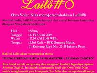 Owo Voice Nias Siap Menghibur Masyarakat Nias Jabodetabek