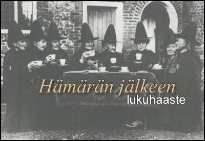 http://elegiakirjat.blogspot.fi/2015/11/hamaran-jalkeen-lukuhaaste.html