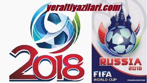 2018 Dünya Futbol Şampiyonası